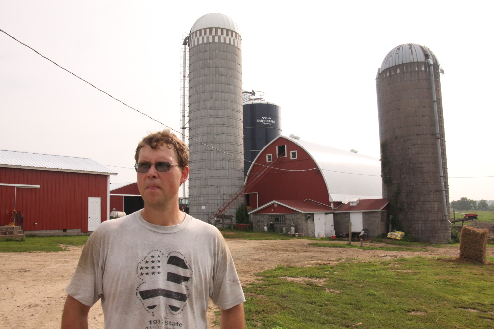 A Family Farmer Describes Increasing Challenges