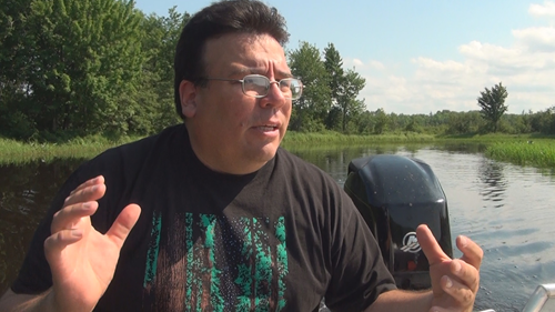 "Penokee Mountains are ""Unmineable"" says Tribal Chairman Mike Wiggins Jr."