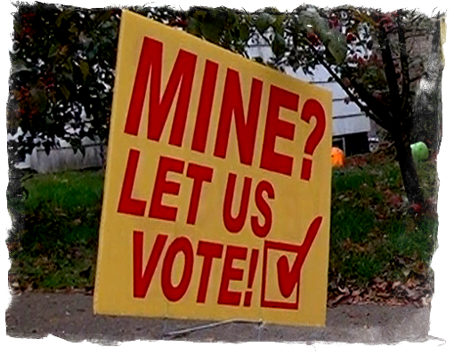 Voters to Speak on Frac Sand; Recall Election Tuesday in Glenwood